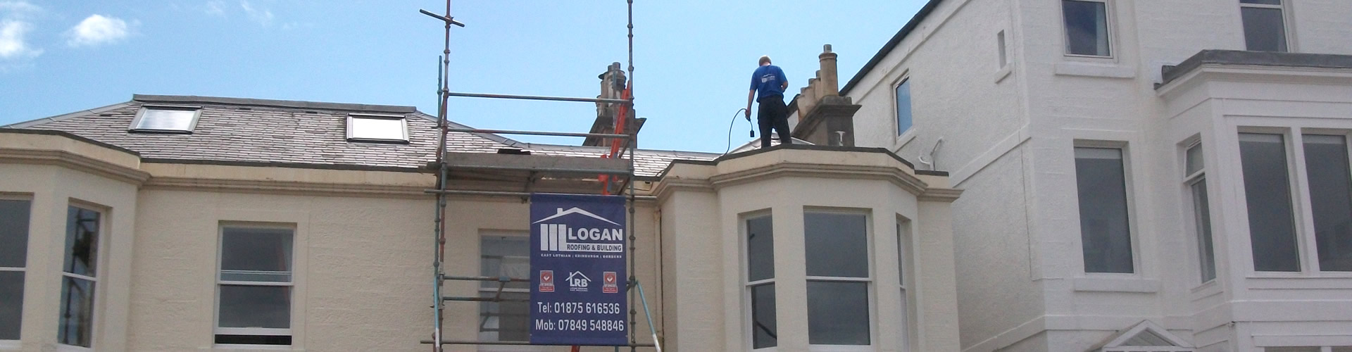 Logan Roofing And Building Roofers East Lothian Roofing